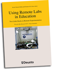 «Using Remote Labs», Premio UD-Banco Santander 2010