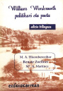 William Wordsworth politikari eta poeta