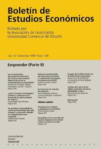 Boletín de Estudios Económicos