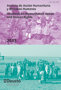 Anuario de Acción Humanitaria y Derechos Humanos / Yearbook on Humanitarian Action and Human Rights