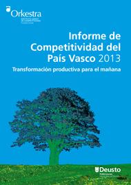 Informe de Competitividad del País Vasco 2013