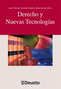 Cubierta Derecho y nuevas tecnologías