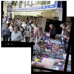 Feria del libro en Euskadi