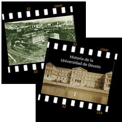 Cuatro vídeos recorren los 125 años de la Universidad de Deusto