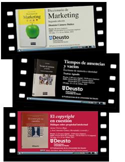 Aniversario de los vídeos sobre libros