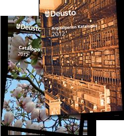 Catálogos de Publicaciones 2012