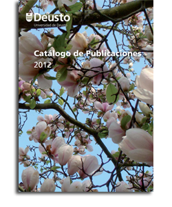 Catálogo de Publicaciones 2012