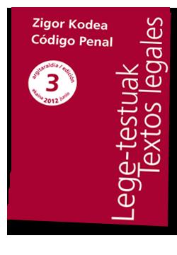 Zigor Kodea / Código Civil