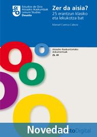 Documentos de Estudios de Ocio
