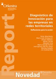 Diagnóstico de innovación para las empresas en redes territoriales