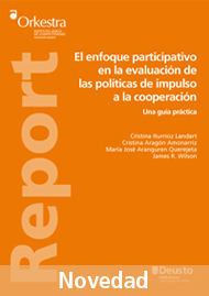 El enfoque participativo en la evaluación de las políticas de impulso a la cooperación